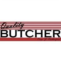 Quality Butcher, J. Rutherford