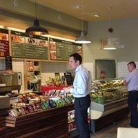 O'Briens  Sandwich Cafe , Liosban,  Galway