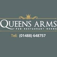 The Queens Arms, East Garston