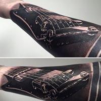 Ross Lee Tattoos
