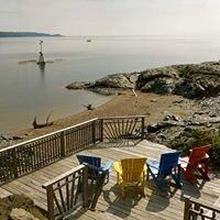 Rock Island Lodge. Wawa, Ontario, Canada