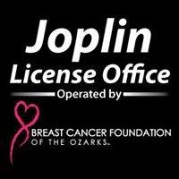 Joplin License Office