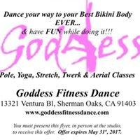 Emma Ridley's Goddess Fitness Dance