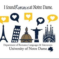 University of Notre Dame - Romance Languages and Literatures