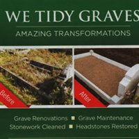 We Tidy Graves