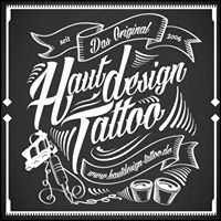 Hautdesign Tattoo