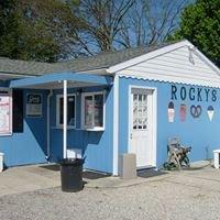 Rocky's Ice Cream Shop