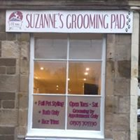 Suzanne's Grooming Pad