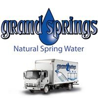 Grand Springs Private Label Bottled Water