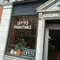 Ditto Instant  Printing Center