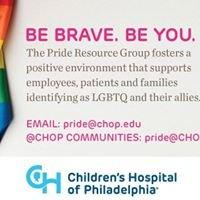 Children's Hospital of Philadelphia Pride