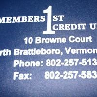 Members 1st Credit union
