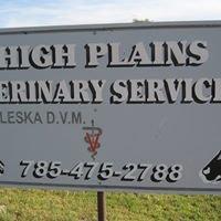 High Plains Veterinary Service