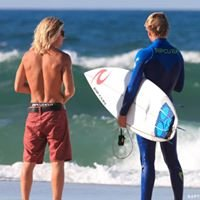 Jayce Robinson surf coaching
