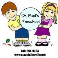 St. Paul's Preschool, Lionville, PA