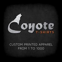 Coyote Custom T-Shirts, Calgary