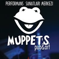 Muppet's Pub and Art
