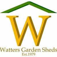 Watters Garden Sheds