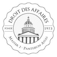 Master 2 Droit des Affaires Université Panthéon-Assas