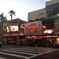Hard Rock Cafe - Hollywood Boulevard - LA - Bombano...
