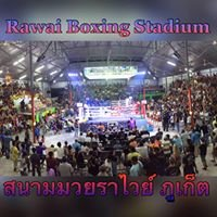 Rawai Boxing Stadium - Phuket Thai Fight
