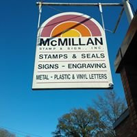 Mcmillan Stamp & Sign Co., Inc.