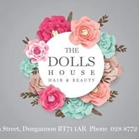 The Dolls House Hair, Beauty & Extension Specialists