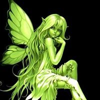 The wheatgrass fairy