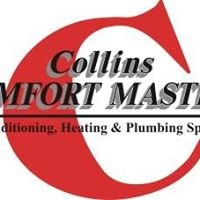 Collins Comfort Masters Air Conditioning and Heating Contractor
