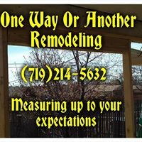 One Way Or Another Remodeling