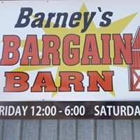 Barney's Bargain Barn
