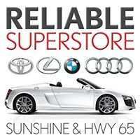 Reliable Superstore