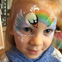 The Face Painting Fairie