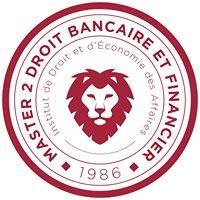 Master 2 Droit Bancaire et Financier - Lyon 3