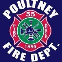 Poultney Fire Department