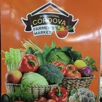 Cordova Farmer's Market