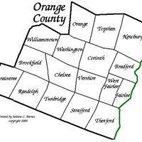 Orange County Vermont