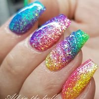 All In The Buff - Nail Design