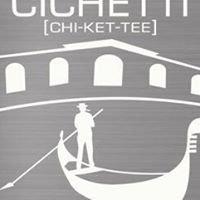 Cichetti (chi-KET-ee) Culinary Studio and Kitchen Boutique