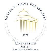 Master 2 Droit des Affaires - Sorbonne