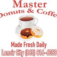 Master donuts Lenoir city