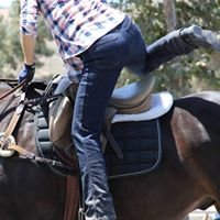 Smooth Stride Riding Jeans