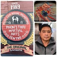 Phon's Thai Martial Arts Centre