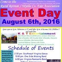 Rural Retreat Wythe County Fair