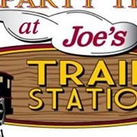 The Party Train at Joe's Train Station
