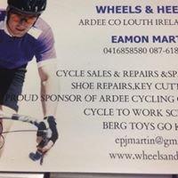 Wheels & Heels cycles ardee