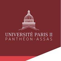 Master 2 Droit des Affaires et fiscalité, Professionnel, Assas-Paris II
