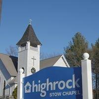 Highrock Stow Chapel
