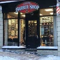 Adam's Barbers Clevedon