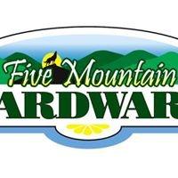 Five Mountain Hardware, LLC